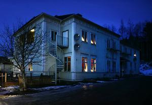 Wärdshuset i Liden.
