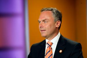 Utbildningsminister Jan Björklund är en av de tusentals folkpartister som dyker på riksmötet i Örebro nästa år.