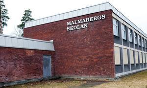 Malmabergsskolan i Västerås.