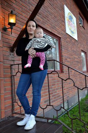 KRIS i Sundsvall har blivit Ewelina Hollströms andra hem.