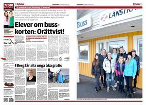 Länstidningen 4 december 2013.
