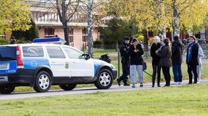 Det fanns många vittnen till händelsen eftersom skolan hade friluftsdag.