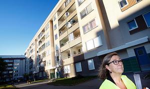 Eva Nygren, vd på Telge bostäder