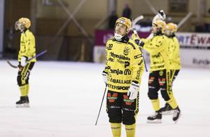 Det blev en motig första säsong i Vetlanda för Christian Mickelsson.