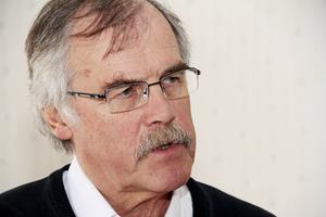 – För kommunen vore det väldigt bra om det fanns en genomfart, säger Thord Wannberg, tf chef för kommunledningskontoret.