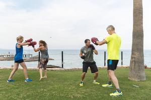 Flera resebolag breddar reseutbudet för sportiga och hälsomedvetna semesterfirare.
