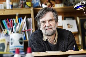 Jens Ahlbom fyller 60 år.