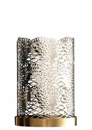 Celestial Candleholder Silver, från Skultuna. Finns bland annat på Tullhuset living. 698 kr.