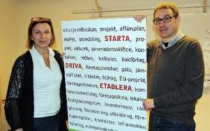 Från och med nästa vecka utökas Hedemora Näringslivsbolags arbetsstyrka och VD:n Inger Wilstrand får två nya kollegor. Två projektledare har anställts varav den ene - Mikael Eriksson - tillträder nästa vecka och Jesper Horn i februari.