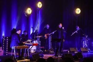 Weeping Willows kom till Gävle och fyllde konserthuset hela två gånger samma kväll.
