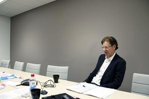Björn Ryd, petade vd:n i bolaget Svenska kommun försäkrings AB.