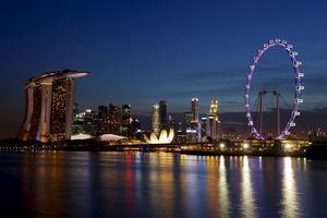 Singapore Flyer är inte längre högst.