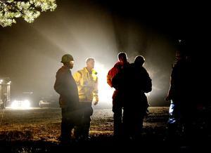 Räddningstjänst och kustbevakning ryckte ut på falskt larm.