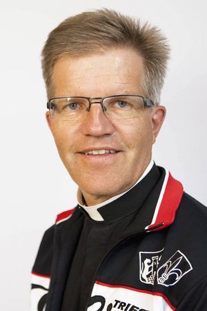 Leif Selling är samordnare för arbetet med Jourhavande präst i Härnösands stift.