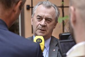 Sveriges landsbygdsminister Sven-Erik Bucht.