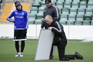 Tränarduon Joel Cedergren och Roger Franzén har tillsammans med Robbin Sellin och spelartruppen spikat GIF Sundsvalls målsättning inför Allsvenskan 2016.
