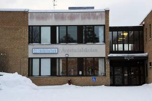 Åvestadalskolan i Krylbo är en av Avesta skolor som nu är fulla.