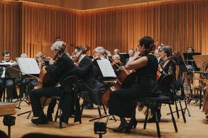 Västerås Sinfonietta bjöd på en originell konsert.