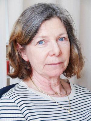 Mari Modin-Sjöberg saknar föräldrarnas stöttning.