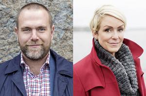 Efter en tids distansförhållande blir Anders Wennerberg och Karin Adelsköl sambo