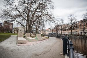 Olika parkområden och platsen i centrum anses av Rikshems hyresgäster vara de mest otrygga i Västerås.