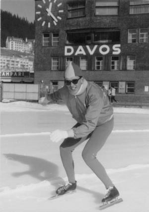 Strömsundsbon Bo Ollander är med i OS 1964.
