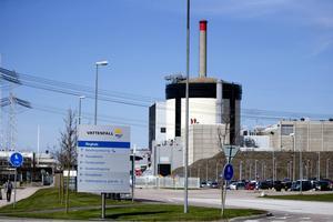 Kärnkraftverket i Ringhals.