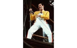 Queen är ett av fem band som kommer att visas på bio-rockfestivalen i Säter.