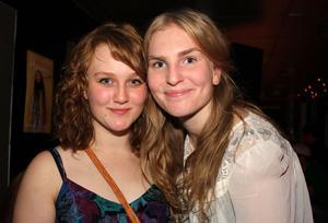 Silk. Agnes och Hanna