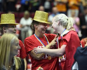 I maj 2017 avslutade Cassandra Tollbring sin svenska karriär med att ta SM-guld med sitt H65 Höör.
