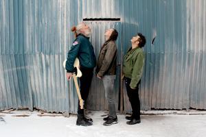 Bandet må inte vara komplett ännu. Men nu har denna trio börjat öva inför kommande live-spelningar: Ola Brunius, John Andréasson och Håkan Tapper.