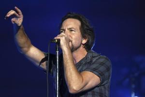 Eddie Vedder och hans Pearl Jam ställer in spelningar i North Carolina.