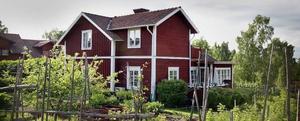 Tommy Hindrikes villa i Tällberg.