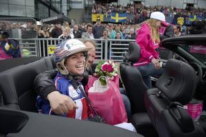 Jennifer Tillman har nerver av stål och det som krävs för att nå den absoluta toppen. På söndag kör hon Elitloppet för andra gången.