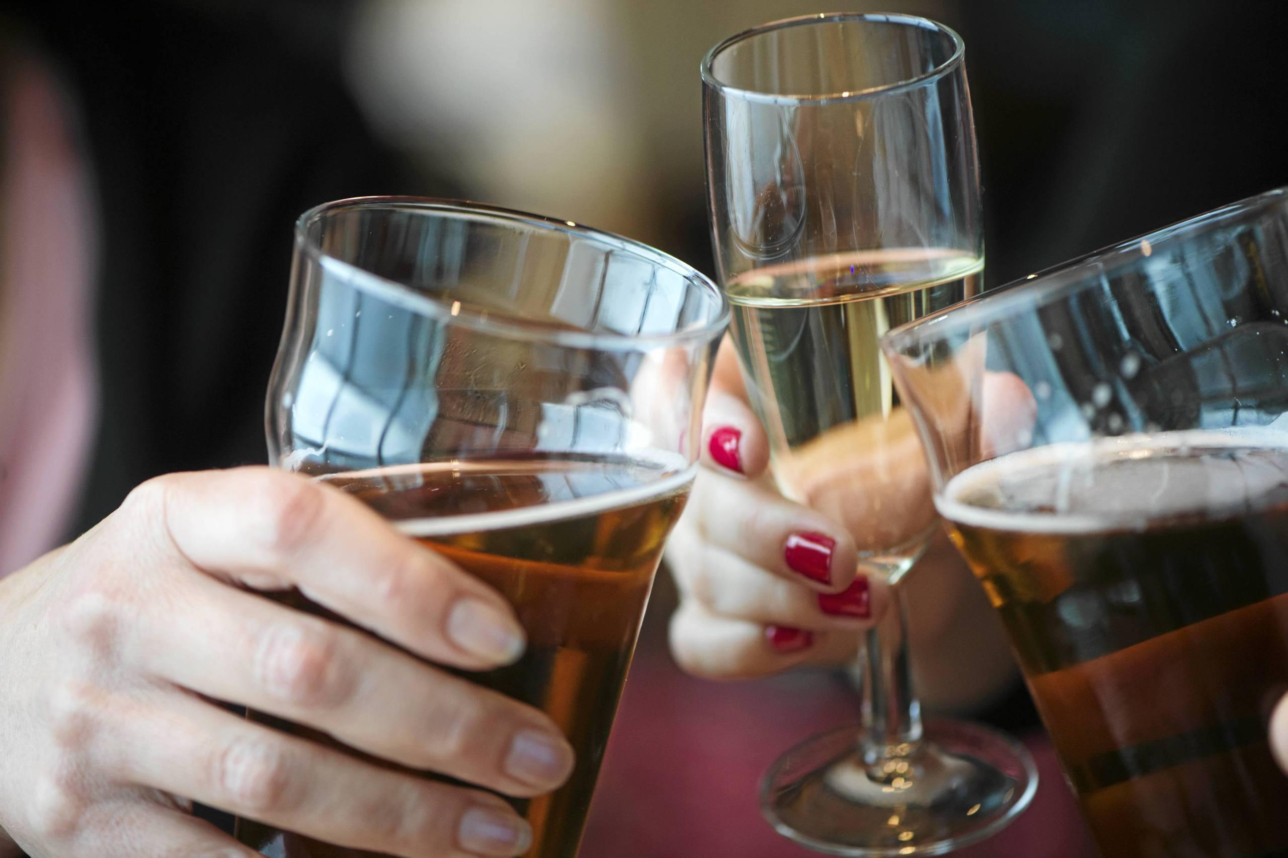 Alkoholreklam hans bergstrom darfor nej till vinannons