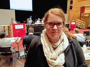 Elin Lemon (C), ledamot i regionstyrelsen.