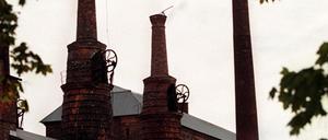 De gamla fabrikerna i Forsbacka är ett av många utflyktsmål i Gästrikland.