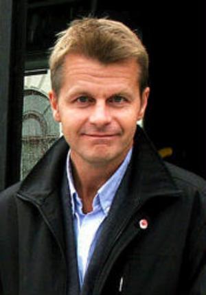Christer Berglund är vice ordförande i kommunstyrelsen.