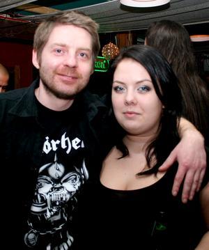 Konrad. Stefan och Jenny
