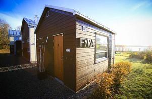 Huset i Mariedal på Frösön är till salu för drygt sju miljoner kronor.