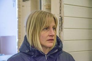 Karin Österberg arbetar med Innanförskapsakademin hos Östersundshem.