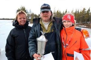 Gunilla Turdell, Ivar Borthem och Mona Hansson vann de tre olika klasserna.