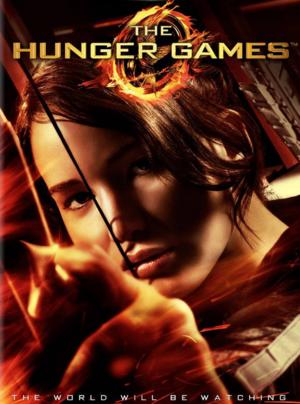 The Hunger Games, baserad på Suzanne Collins romaner. Foto: Lionsgate