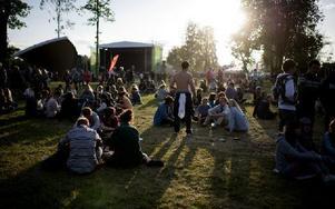 Hultsfredsfestivalen i Hultsfred är slut. Nu får festivalbesökarna åka till Sigtuna i stället.