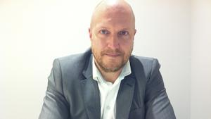 VIK Hockeys sportchef Niklas Johansson.