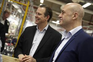 Med sirapslena tungor hävdar Reinfeldt och Borg att det främst är låg- och medelinkomsttagare som tjänar på alliansregeringens politik, skriver samhällsdebattören Robert Björkenwall som är av en motsatt åsikt. (Bilden tagen på Woolpower i Östersund).