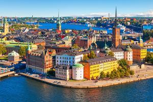 Stockholm är ett självklart resmål för gourmander, enligt Lonely Planet.