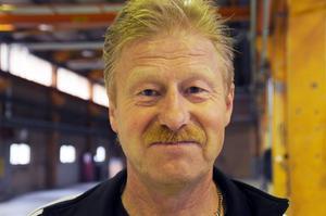 Bertil Jakobsson tror att bra service och närheten till bygghandeln är viktigt för att det nya företaget ska fungera.