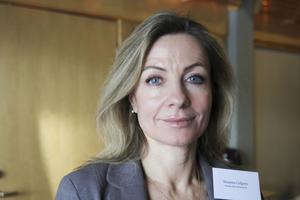 Länsråd Susanna Löfgren, länsstyrelsen i Jämtland.