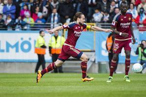 Kevin Walker tror på seger för sitt Djurgården mot hans gamla klubb, GIF Sundsvall, i kväll.